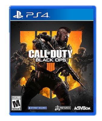 Call of Duty: Black Ops IIII - PS4 Game