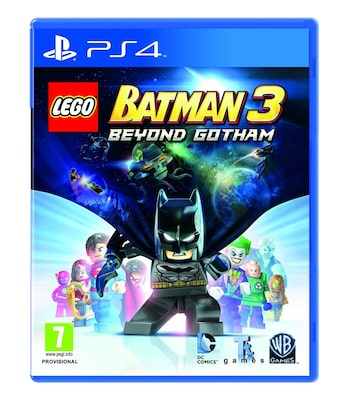 LEGO Batman 3 Beyond Gotham - PS4 Game