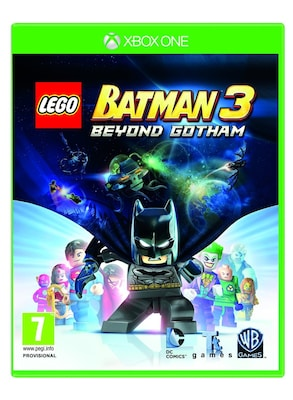 LEGO Batman 3 Beyond Gotham - Xbox One Game