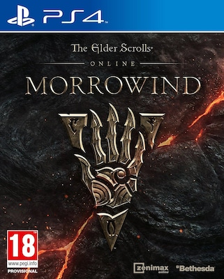 The Elder Scrolls Online: Morrowind - PS4 Game