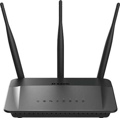 D-Link Wireless AC750 Dual Band Router DIR‑809