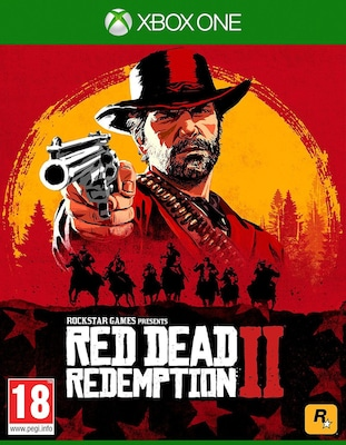 Red Dead Redemption 2 - Xbox One Game
