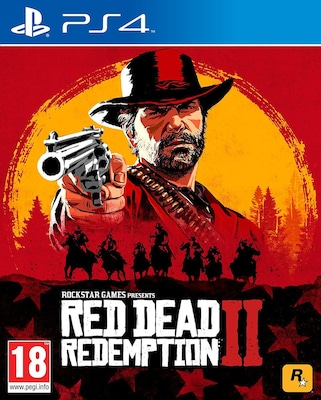 Red Dead Redemption 2 - PS4 Game