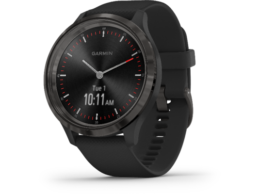 Smartwatch Garmin Vivomove 3 Μαύρο