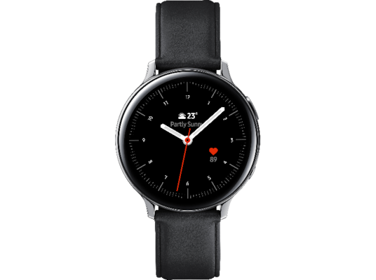 Smartwatch Samsung Galaxy Watch Active 2 44mm Stainless Steel Ασημί