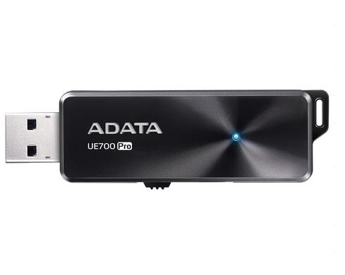 Adata Ue700 Pro Usb Flash Drive 64 Gb Usb Type-a 3.2 Gen 1 (3.1 Gen 1) Black