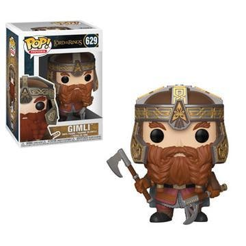 Φιγούρα Funko Pop! Movies - Gimli (Lord of the Rings/Hobbit S4)