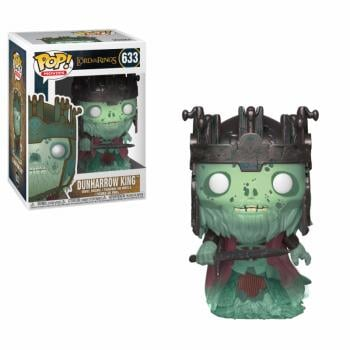 Φιγούρα Funko Pop! Movies - Dunharrow King (Lord of the Rings/Hobbit S4)