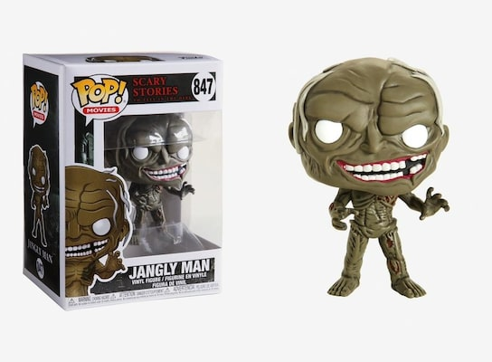 Φιγούρα Funko Pop! Movies - Scary Stories to Tell in The Dark - Jangly Man