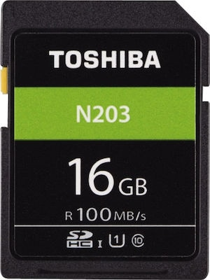 Toshiba Sd Card 16gb R100 N203