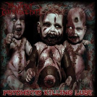 In Utero Cannibalism ‎– Psychotic Killing Lust
