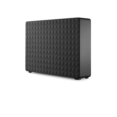 Seagate Expansion Desktop Drive 4tb, Usb3.0, Black (steb40002000)