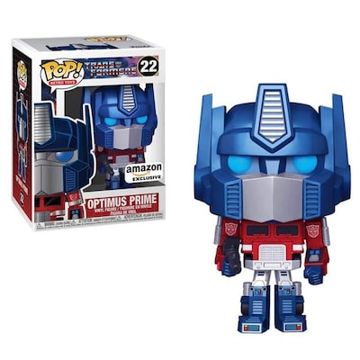Funko Pop!: Transformers - Optimus Prime (22)