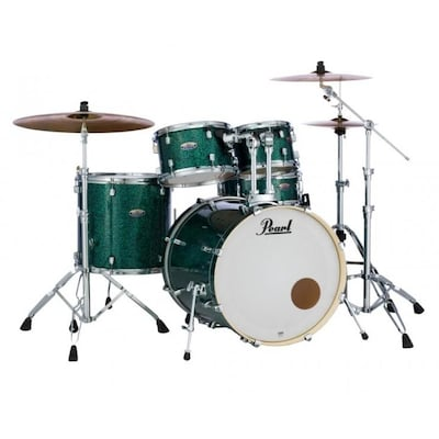 Σετ Drums Με Βάσεις Pearl Dmpr925s Decade Maple Ocean Galaxy Flake