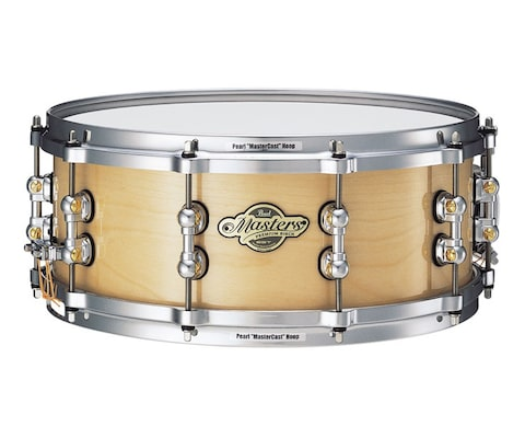 Ταμπούρο Pearl Brp1455s Masters Natural Birch