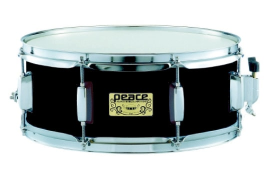 Ταμπούρο Peace Sd-104 Wood Black