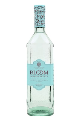 Bloom Dry Gin 0.7l
