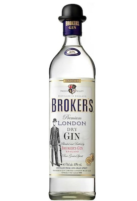 Brokers Gin 700ml