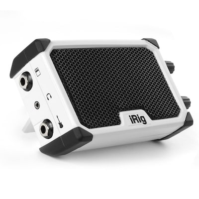 Ενισχυτής Κιθάρας Ik Multimedia Irig Nano Amp White 3 Watt