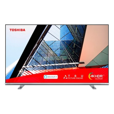 "Smart Tv Toshiba 43ul4b63dg 43"" 4k Ultra Hd Dled Wifi Μαύρο Toshiba"