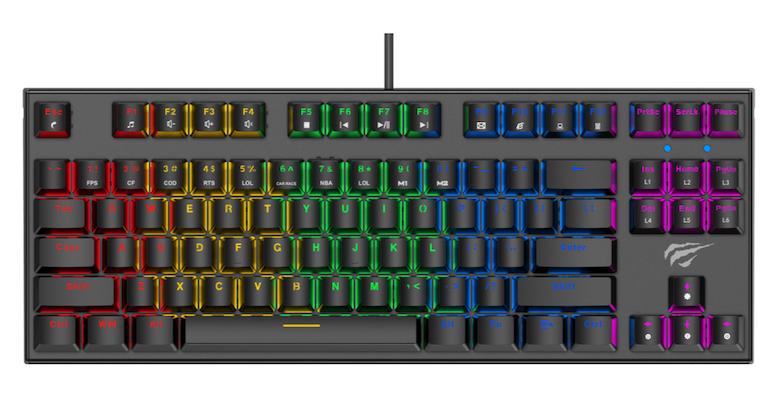 Havit Kb857l Gaming Keyboard
