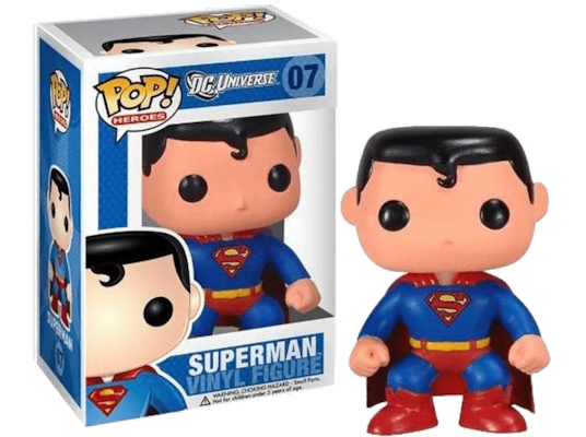 Φιγούρα Funko Pop! Vinyl - Superman (DC Universe)