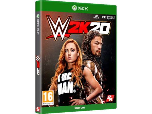 WWE 2K20 - Xbox One Game