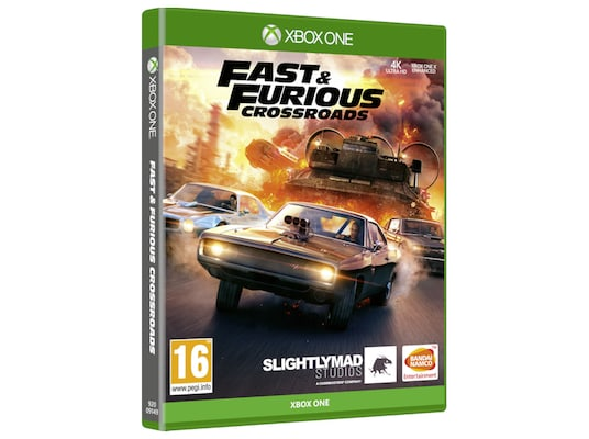 Fast & Furious Crossroads - Xbox One Game