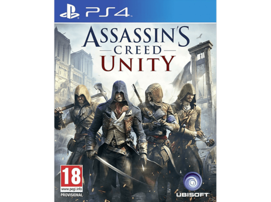 Assassin's Creed: Unity - PS4 Game