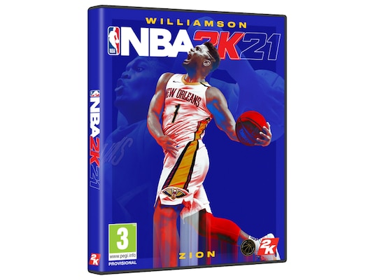 NBA 2K21 Standard Edition - Xbox Series X Game