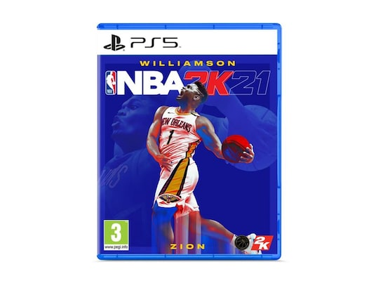 NBA 2K21 Standard Edition - PS5 Game