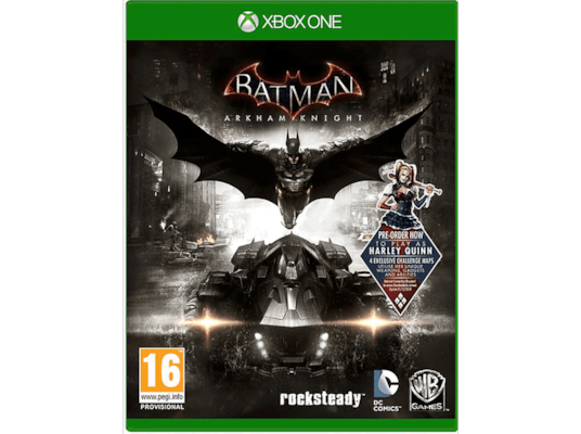 Batman Arkham Knight - Xbox One Game