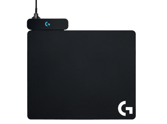 Gaming Mousepad Logitech Powerplay Wireless Charging