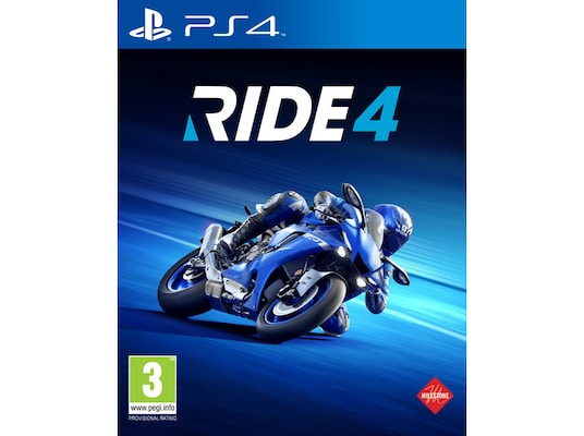 Ride 4 - PS4 Game