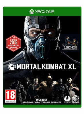 Mortal Kombat XL - Xbox One Game