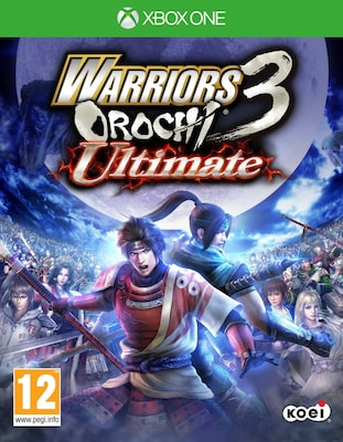 Warriors Orochi 3 Ultimate - Xbox One Game