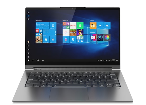 "Laptop Lenovo Yoga 14"" (Intel Core i7-1065G7/16GB/512GB SSD/Intel Iris Plus Graphics) C940-14IIL"