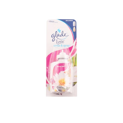Glade Sense + Spray Relaxing Zen Automatic Air Freshener Refill 18 Ml