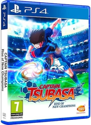 Captain Tsubasa Rise Of New Champions - PS4 Game