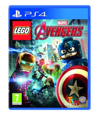 LEGO Avengers - PS4 Game