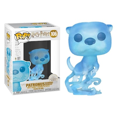 Funko Pop! Harry Potter - Patronus Hermione 106 Vinyl Figure