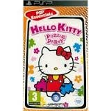 Psp Game-hello Kitty: Puzzle Party (essentials) New!