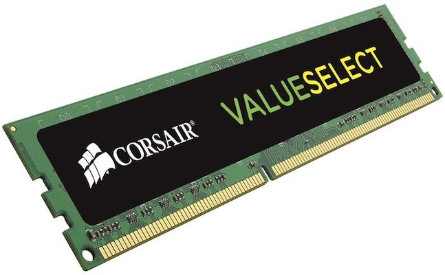 Corsair Value Select 4gb 1600mhz Ddr3l Cl11 (cmv4gx3m1c1600c11)