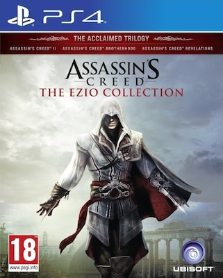 Assassin's Creed: The Ezio Collection - PS4 Game