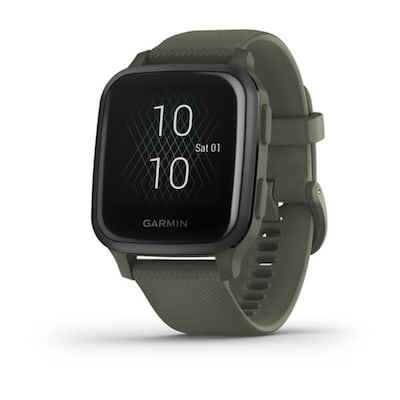 Garmin Venu Sq Music Moss-green/schist