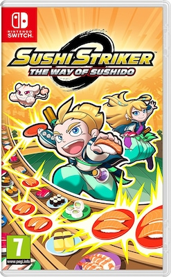 Sushi Striker: The Way of Sushido - Nintendo Switch Game