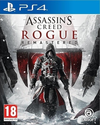 Assassin's Creed Rogue Remastered - PS4 Game