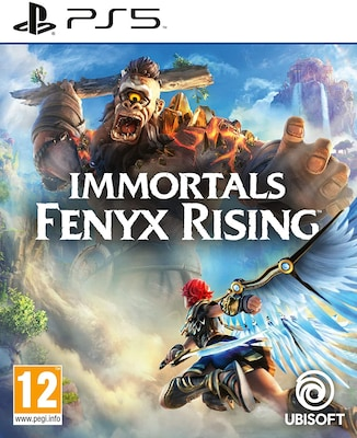 Immortals Fenyx Rising - PS5 Game