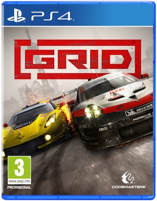 GRID - PS4 Game