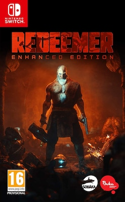 Redeemer - Enhanced Edition  - Nintendo Switch Game